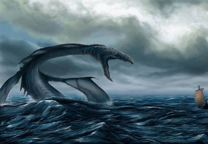 Se ignora por qué la pareja desea que su nombre sea referencia a una bestia del fondo del océano. (deviantart.com)
