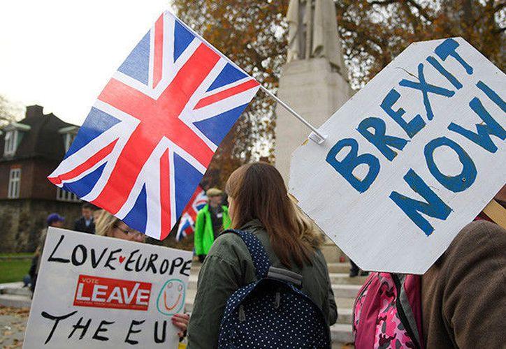 El Reino Unido dejará de ser parte de la Unión Europea en 2019. (actualidad.rt.com)
