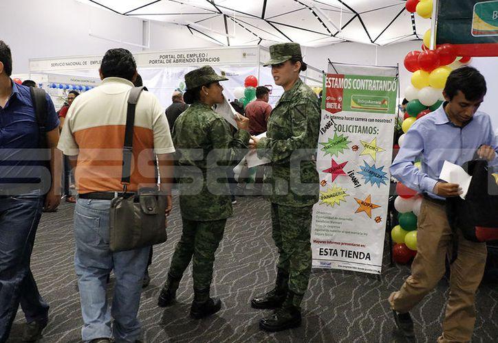 El evento se realizó en el Centro de Convenciones Siglo XXI. (José Acosta/ Milenio Novedades)
