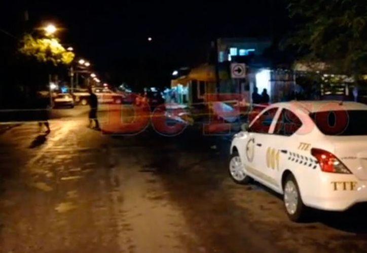 Los hechos ocurrieron cerca de la avenida Comalcalco. (Redacción/SIPSE)