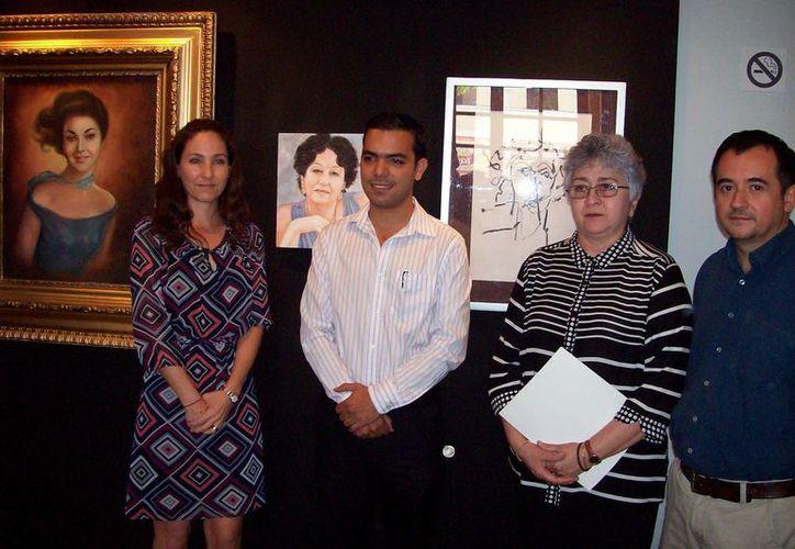 La inauguración de la 'Pieza del Mes' en el Museo de la Ciudad de Mérida, Yucatán. (Cortesía)