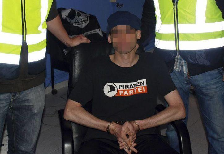 El detenido se desplazaba en una furgoneta por distintos puntos de  España. (EFE)