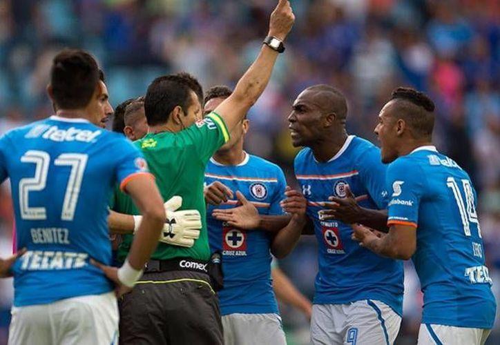 Joffre Guerrón se perderá los próximos duelos ante Veracruz y Toluca. (Notimex)