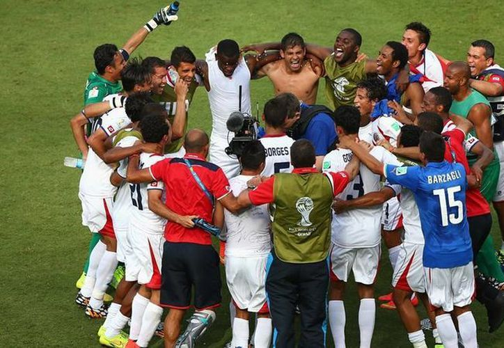 Costa Rica dio en Brasil el mejor Mundial de su historia al quedar entre los ocho mejores equipos. (vavel.com)