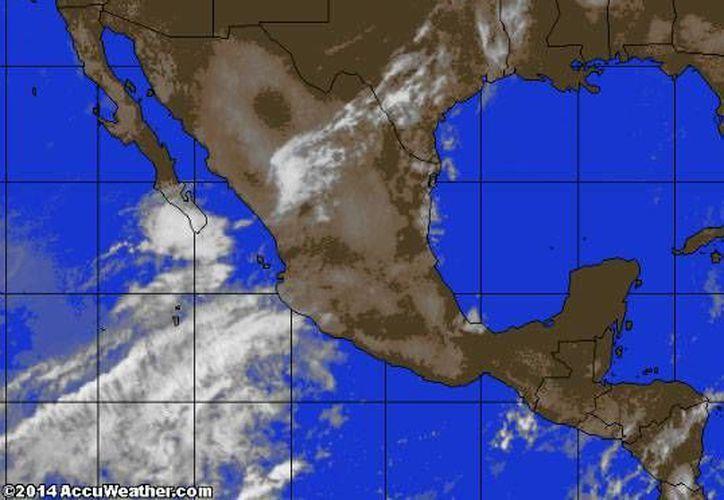 La probabilidad de lluvias en el estado es de 20%. (Foto/accuweather.com)