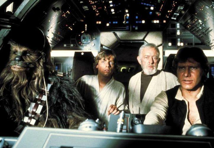 Las seis películas de La Guerra de las Galaxias ya estarán accesibles en formato digital y de alta definición. (tasteofcinema.com)