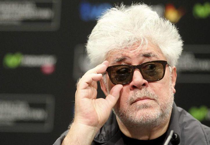 Pedro Almodovar declaró que su próxima película supondrá una vuelta al cine de grandes protagonistas femeninas. (Archivo/EFE)
