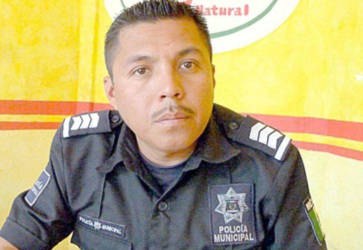 Imagen de archivo de Crisóforo Tinoco Bahena, ex jefe policiaco durante el gobierno de José Luis Abarca. (lopezdoriga.com)