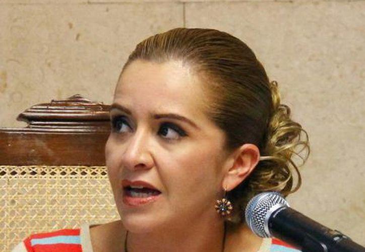 Claudia Canto Mézquita: ya se pagaron 3 millones 338 mil 547.05 pesos. (SIPSE)