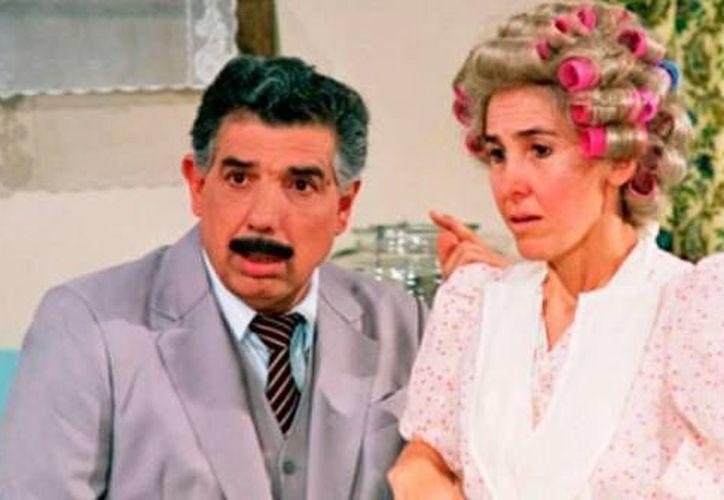 En la Vecindad del Chavo del Ocho, Doña Florinda y el Profesor Jirafales sostenían un romance, pero solo de ficción, nunca en la vida real, asegura el actor Rubén Aguirre. (Archivo/Agencias)