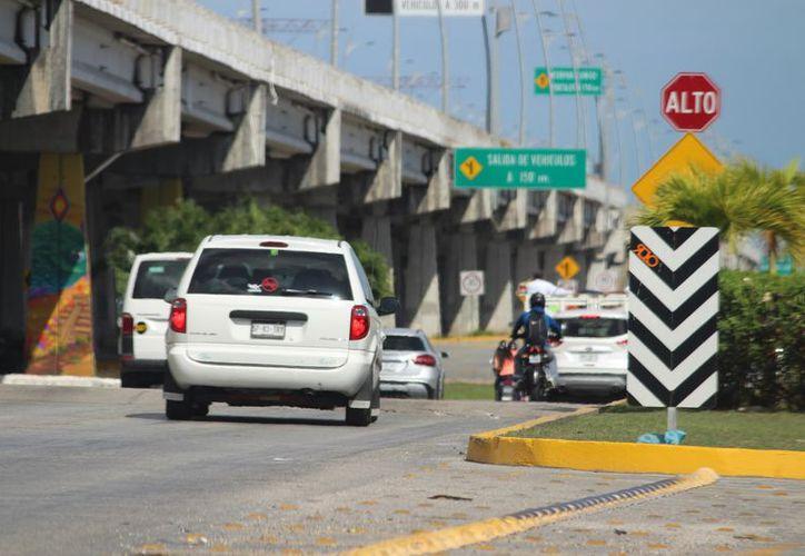 Arquitectos de la Riviera Maya argumentan que tiene que ser modificado. (Foto: Adrián Barreto/SIPSE).