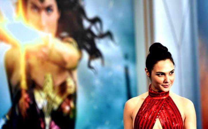 Gal Gadot, quien interpretó a la Mujer Maravilla, se dejó ver 'al natural' en su cuenta de Instagram. (Contexto/Internet)