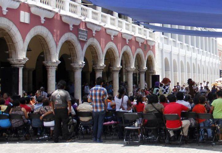 Ayuntamiento de Mérida promueve eventos culturales. (SIPSE)