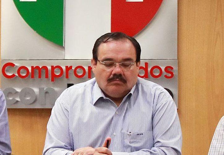 En 10 municipios no se retirarán las tropas militares, declaró Ramírez Marín. (Archivo Notimex)