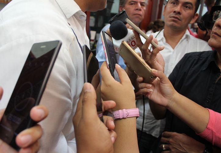 """La llamada 'Ley Borge"""" criticada por restringir la actividad periodística, fue publicada el 14 de agosto de 2015. (SIPSE)"""