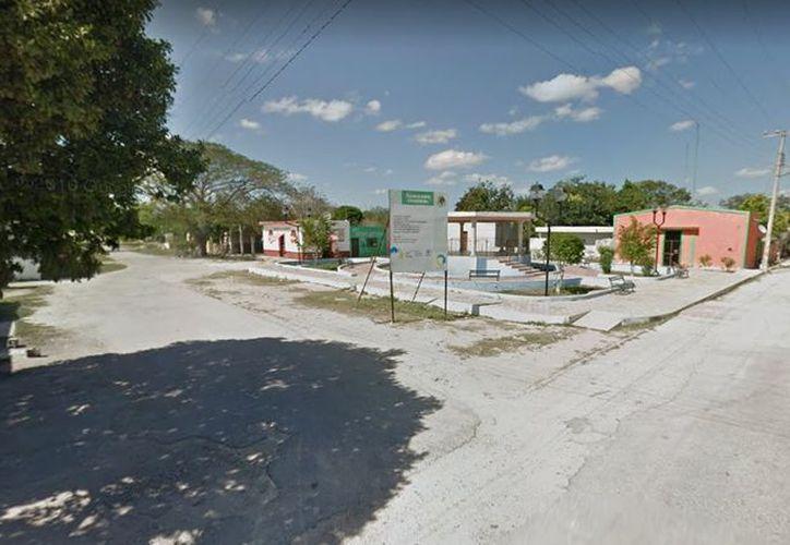 Los hechos ocurrieron en Ticopó, localidad del municipio de Acanceh. (Google Maps)