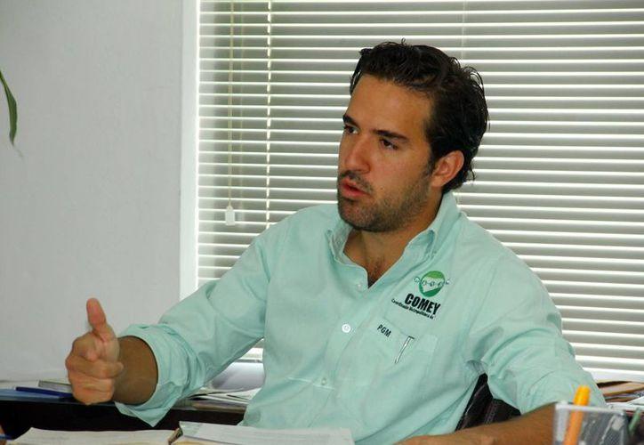 El titular de la Comey, Pablo Gamboa Miner aseguró que para este año se solicitó la construcción de rellenos sanitarios, red de agua potable y eléctrica. (Milenio Novedades)