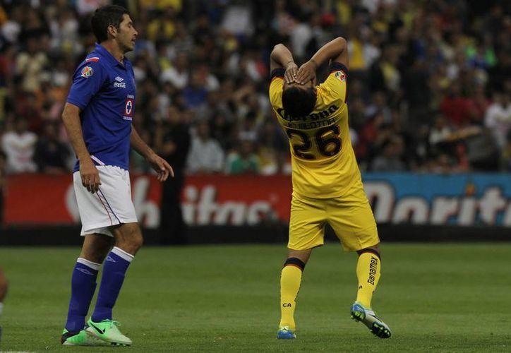 América quedó fuera de la Copa MX y ahora concentra fuerzas para la Liga. (Notimex)