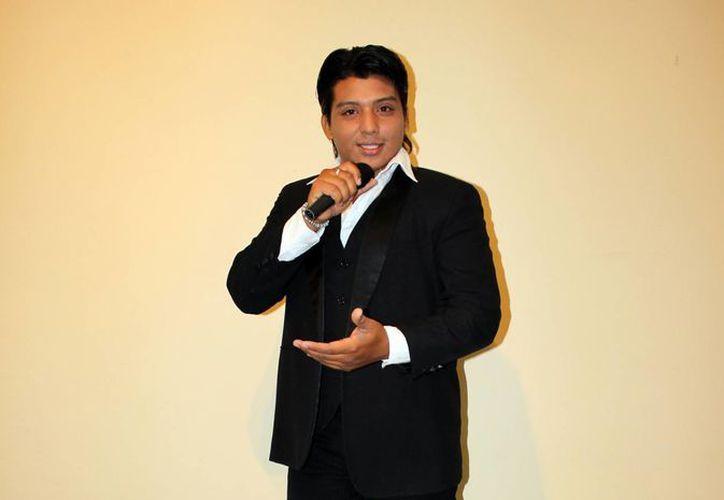 Con tan sólo 20 años, Eduardo Salazar ha participado en numerosas producciones. (Sipse)