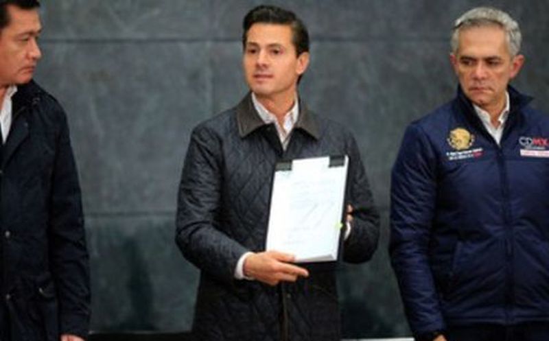 Promulga EPN Ley en Materia de Desapariciones