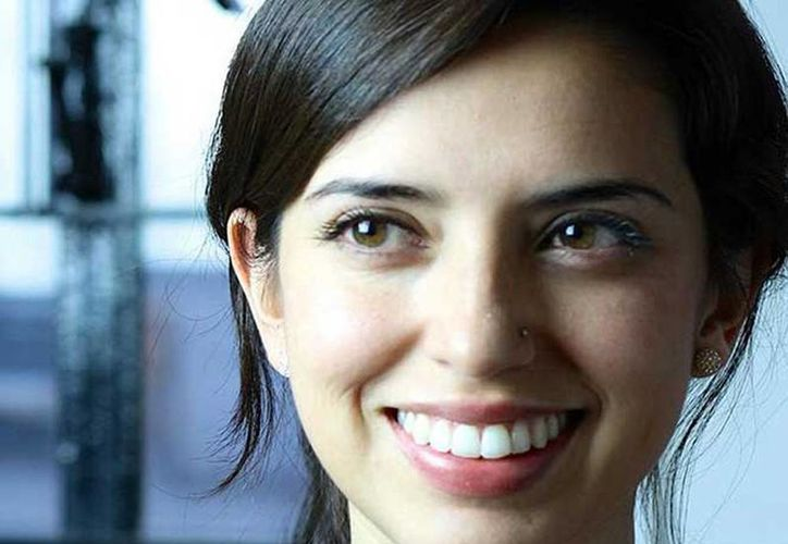 La actriz Ana González Bello obtuvo el premio internacional de dramaturgia 'Georgi Markov' tras ser elegida entre mil competidores de 86 países. (Excelsior)