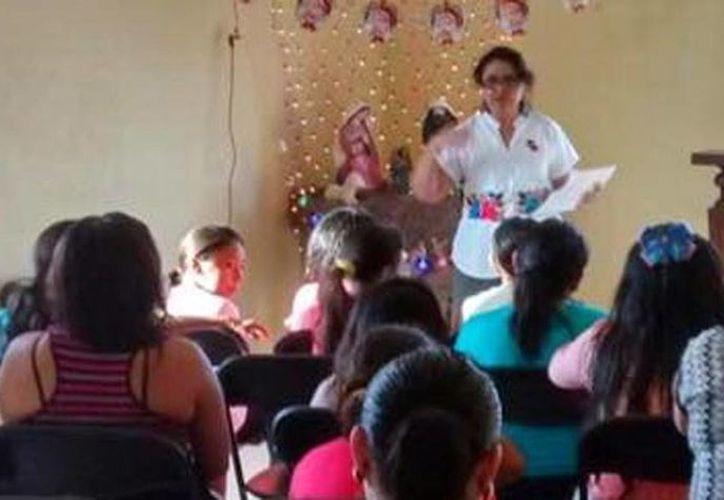 Anspac ofrece pláticas de prevención de las adicciones para jóvenes en Yucatán. (Milenio Novedades)