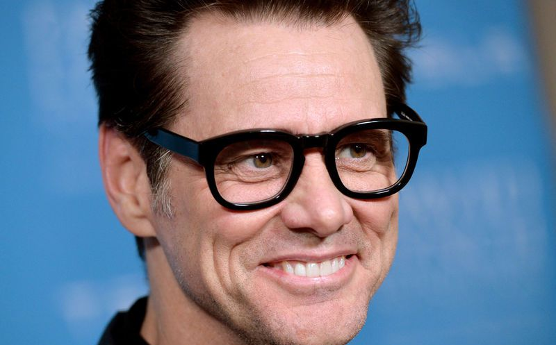 Jim Carrey, ¿de actor a pintor?
