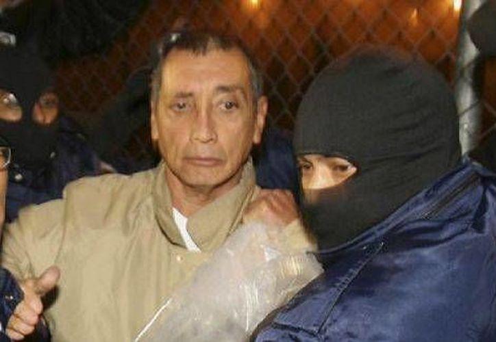 Mario Villanueva Madrid llegará a México el miércoles próximo, afirmó la PGR. (Contexto)