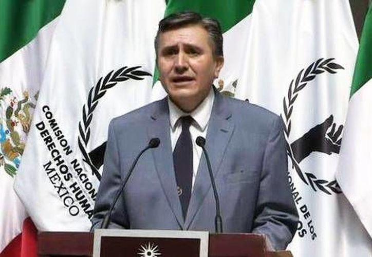 Luis Raúl González Pérez, presidente de la CNDH, asistió a la inauguración de la 12ª Conferencia Internacional de Instituciones Nacionales de Derechos Humanos. (Milenio Novedades)