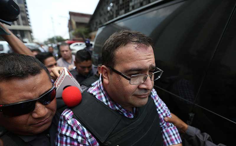 Detienen en España a cómplice de Javier Duarte