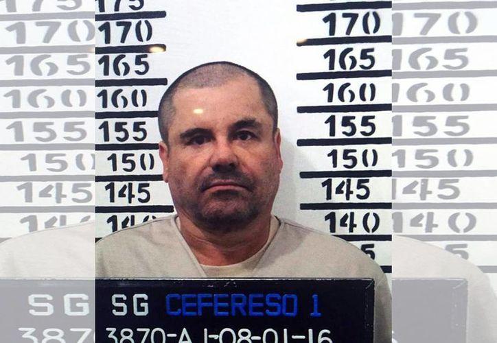 Tras escapar de prisión en julio de 2015, 'El Chapo' fue recapturado en enero de este año en Sinaloa. (Archivo/Agencias)