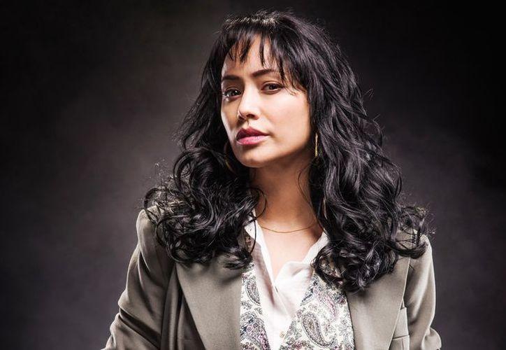 Maya Zapata interpretó a la fallecida cantante Selena. (vanguardia.com)