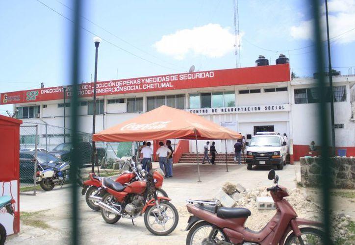 La Comisión de Derechos Humanos en el Estado de Q. Roo, visitará las cárceles de la entidad para hacer un diagnóstico que deberá actualizarse anualmente.  (Harold Alcocer/SIPSE)