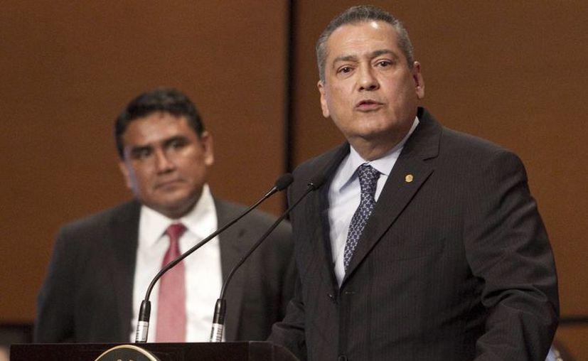 Beltrones: las leyes avaladas el año pasado en el Congreso de la Unión se pueden ver reflejadas en un crecimiento de 4% en México en 2014. (Notimex/Foto de archivo)