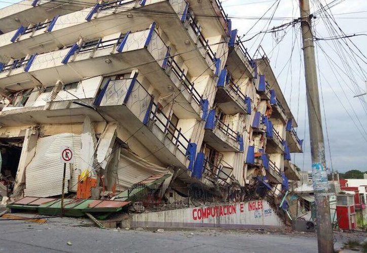 La ayuda será entregada en Chiapas y Oaxaca, a familias afectadas tras el sismo registrado el pasado 7 de septiembre.  (Contexto/Internet)
