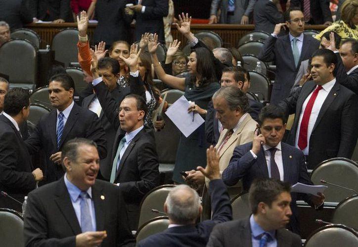 Por mayoría, el Pleno de la Cámara de Diputados aprobó en lo general las reformas a la Ley General de Cultura Física y Deporte. (Archivo Notimex)