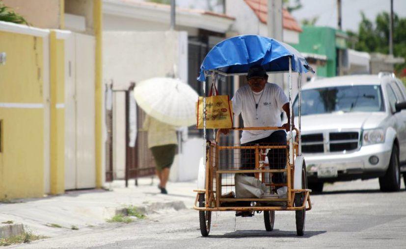 Hasta ahora no se vislumbran lluvias en Yucatán. (Christian Ayala/SIPSE)