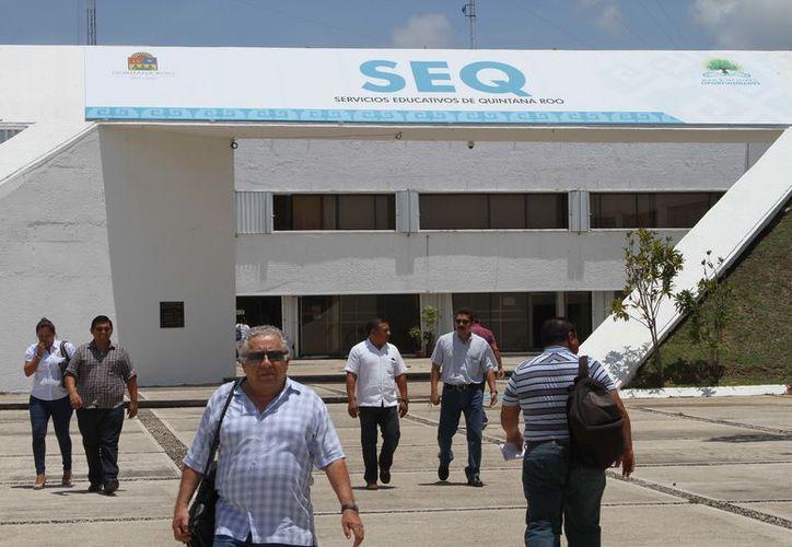 Durante la administración anterior, se desviaron 196 millones 154 mil 113 pesos de las retenciones de nómina de los docentes. (Joel Zamora/SIPSE)