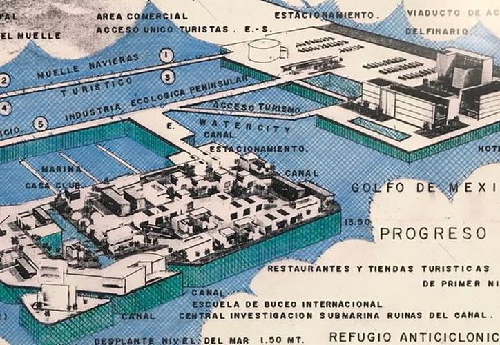 El proyecto ya fue presentado a las autoridades estatales. (SIPSE)