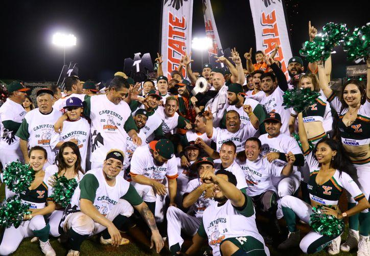 Leones de Yucatán regresa a la Serie del Rey. (Milenio Novedades)