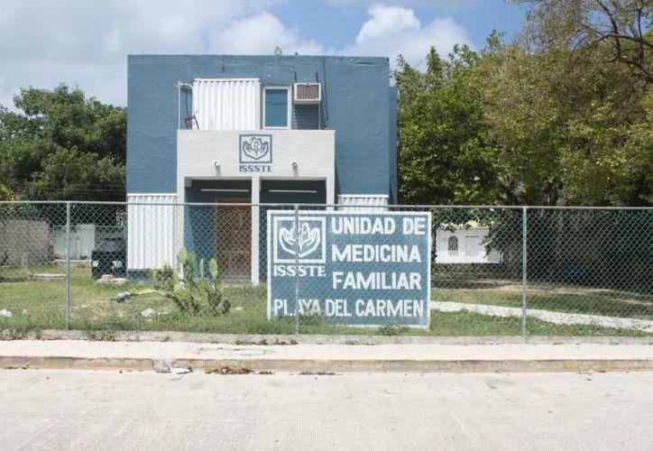 De acuerdo con la delegación estatal, en Playa del Carmen está el índice más bajo de derechohabientes. (Carlos Calzado/SIPSE)