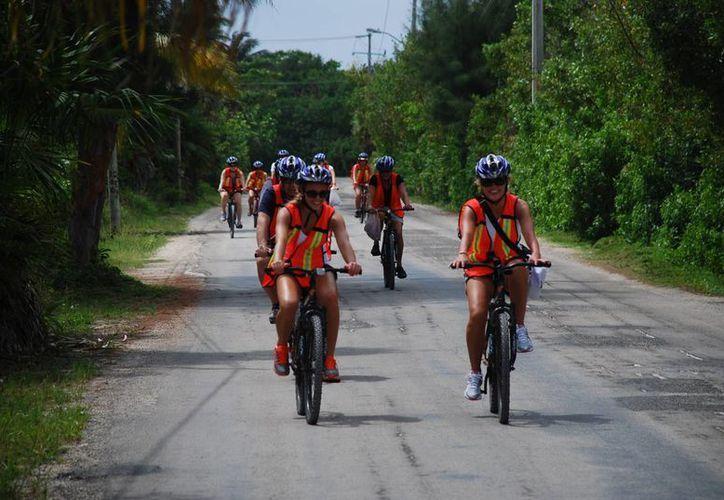 Costa Rica uno de los países más reconocidos en turismo comunitario. (Tomás Álvarez/SIPSE)