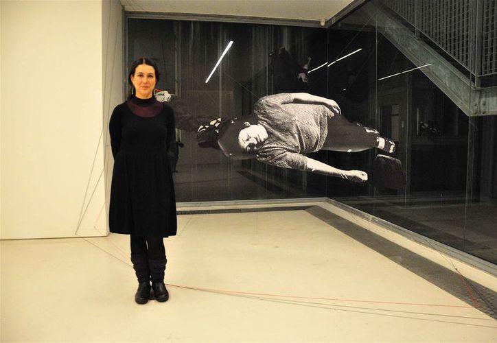 Expondrá Selma Guisande sus obras en la Galería Alternativa de la Casa de la Cultura. (Faride Cetina/SIPSE)