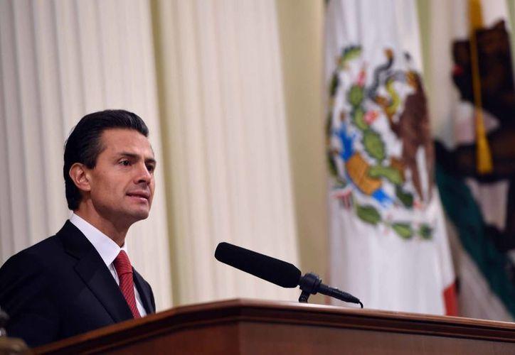 Peña Nieto aseguró que las reformas estructurales generan amplias expectativas en el mundo. (Notimex/Archivo)