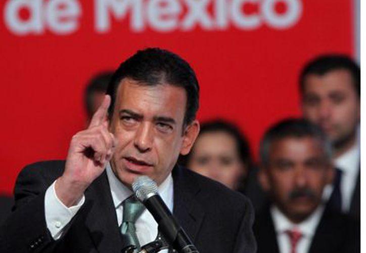 Moreira está insatisfecho con las investigaciones de la muerte de su hijo. (Agencia Reforma)