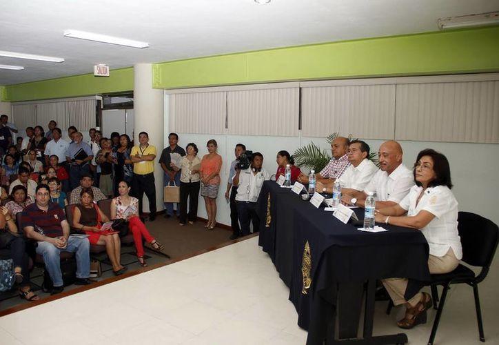 A las actividades se presentaron 302 profesores. (Milenio Novedades)