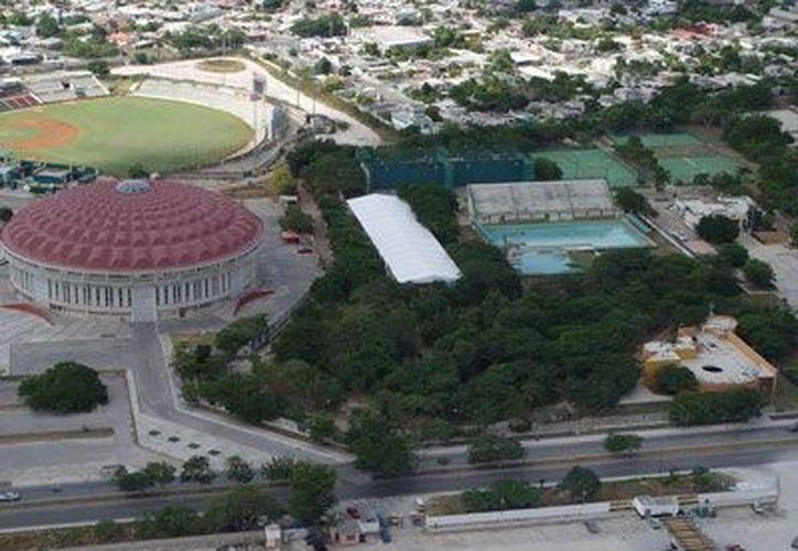 El complejo deportivo Kukulcan albergará las justas deportivas entre dependencias de gobierno. (idey.gob.mx)
