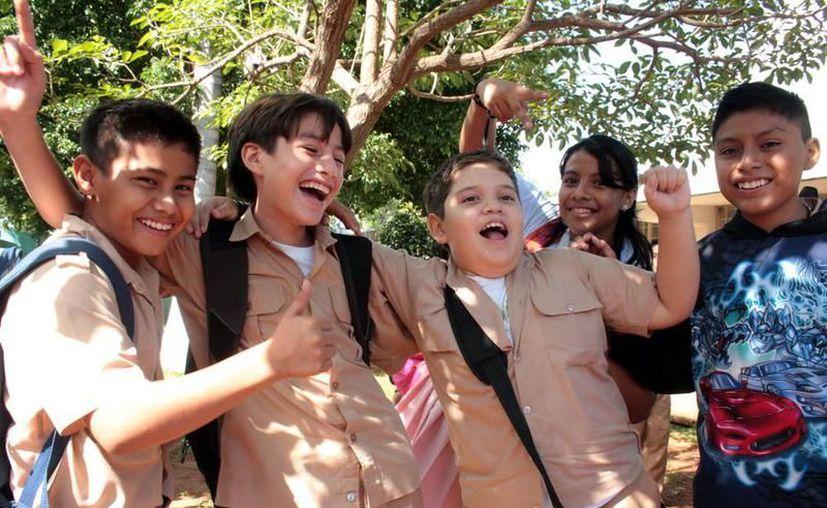Para las escuelas que aplican el calendario 'corto' ésta es la última semana de clases. (Archivo: Milenio Novedades)
