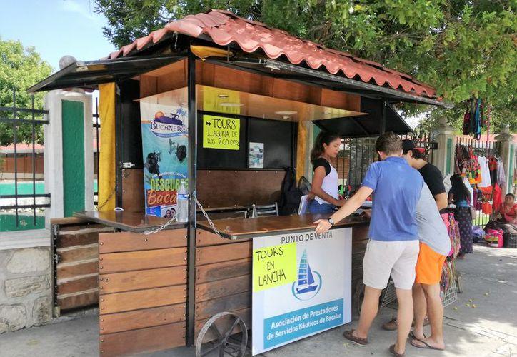 Podrían recibir multas 62 negocios de más de 120 mil pesos. (Javier Ortiz/SIPSE)