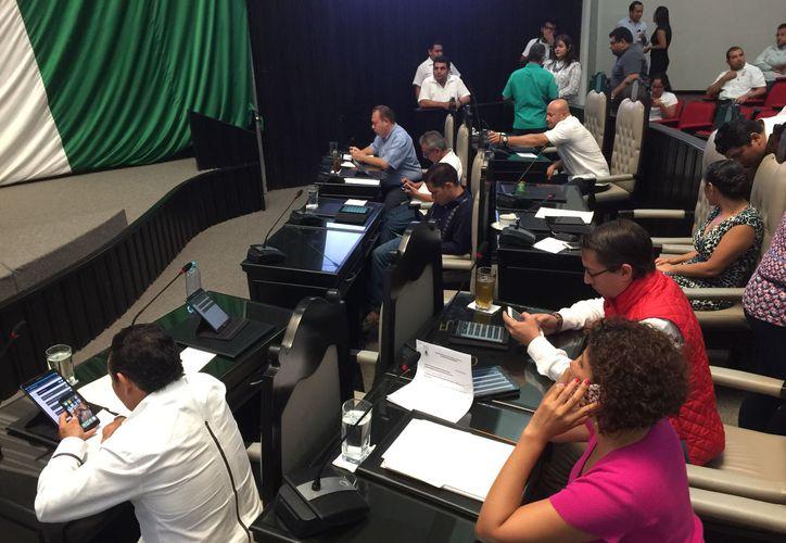 En la misma sesión, el Congreso local también aprobó reformas a la Ley de Municipios del Estado de Quintana Roo, en materia de disciplina financiera.  (Foto: David De la Fuente  / SIPSE)